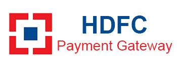 HDFC payment gateway